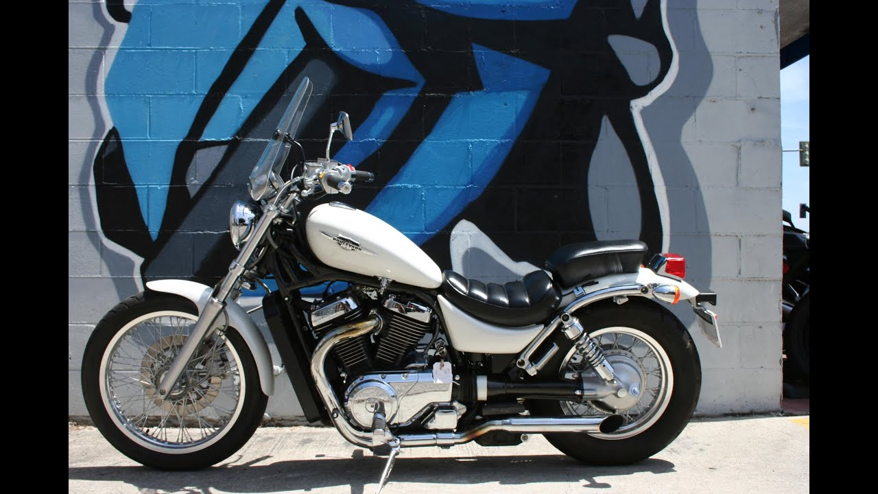 2007 suzuki boulevard s50 vl800 motorcycle for sale - youtube