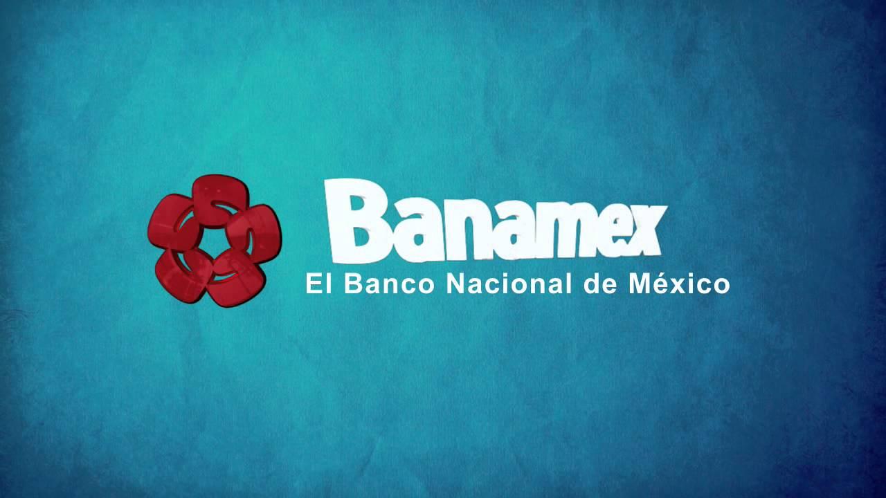 Banamex: Animación De Logotipo Banamex