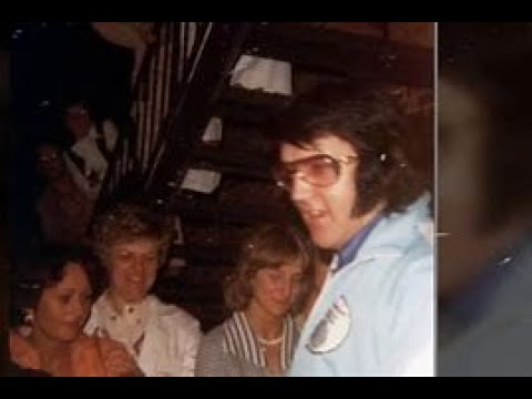 Download In 1976  Elvis Presley was walking to the stage -Elvis Stopped and what Elvis said to the fan.