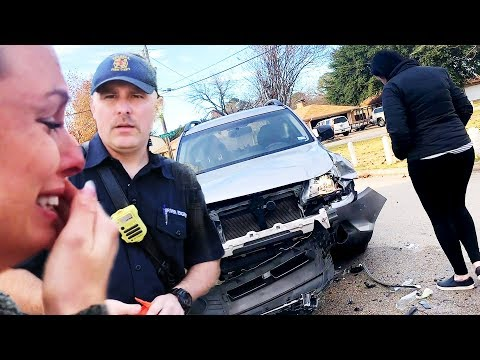 Head-On Collision in Brand New Car! Mp3