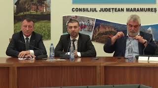 Sedinta festiva a Consiliului Judetean Maramures din 11.05.2018