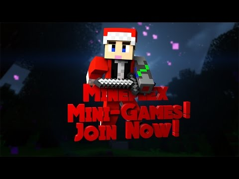 Minecraft MiniGames Live Come Join Us! #153  SkyWars Micro Battle and more. Xmas Skin Showcase