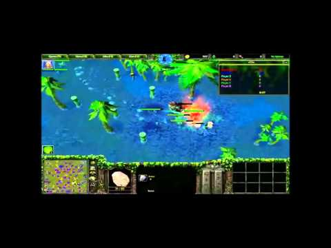 Warcraft 3 Map HM RPG 5 5A T2 Leveling