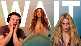 Shakira - Don't Wait Up [ Official Music Video ] (REACTION!!)