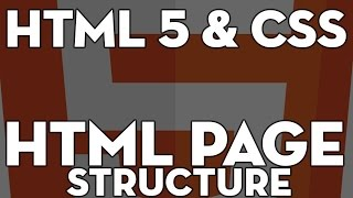 html5 css web design 103 html 5 document structure