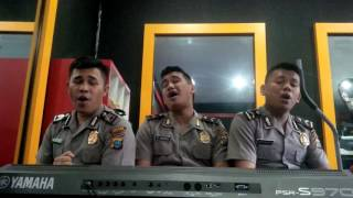 Trio Batak polisi Polda Sumut