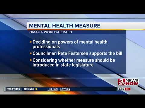 Omaha City Council to review mental health measure
