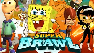 Super Brawl da Nick Games