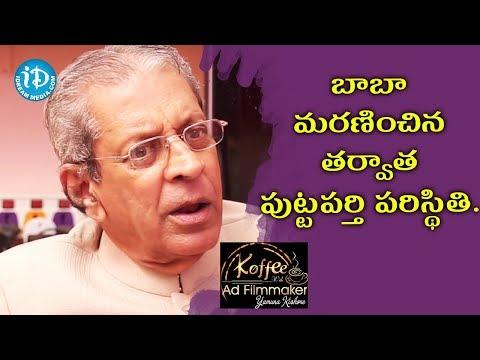 Anil Kumar About Puttaparthi After Satya Sai Baba's Death || Koffee With Yamuna Kishore