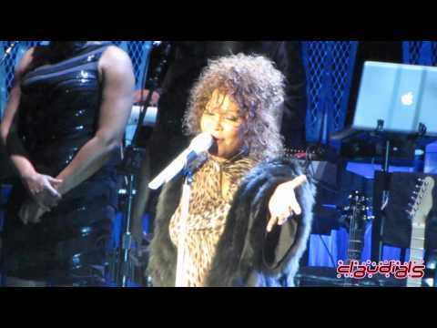 Whitney Houston LIVE Milano - I will always Love You
