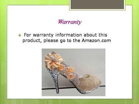 Women Lady Gril New 3D Flowers Roses BlingToe High Heels Highheel Shoes