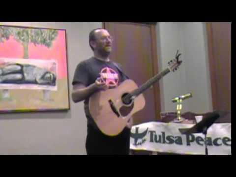 David Rovics Tulsa Concert 11/13/2013