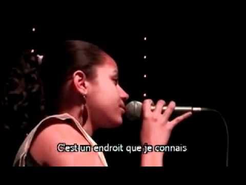 Eric Manana ft. Aina Quach - Mimoza live.flv