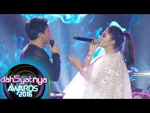 Keren! Noah Feat Isyana Sarasvati 'Yang Terlupakan' [Dahsyat Awards 2016] [25 Jan 2016]