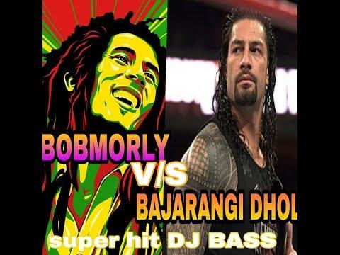 BOBMORLY V/S BAJARANGI DHOLE SUPER DJ BASS SONGS