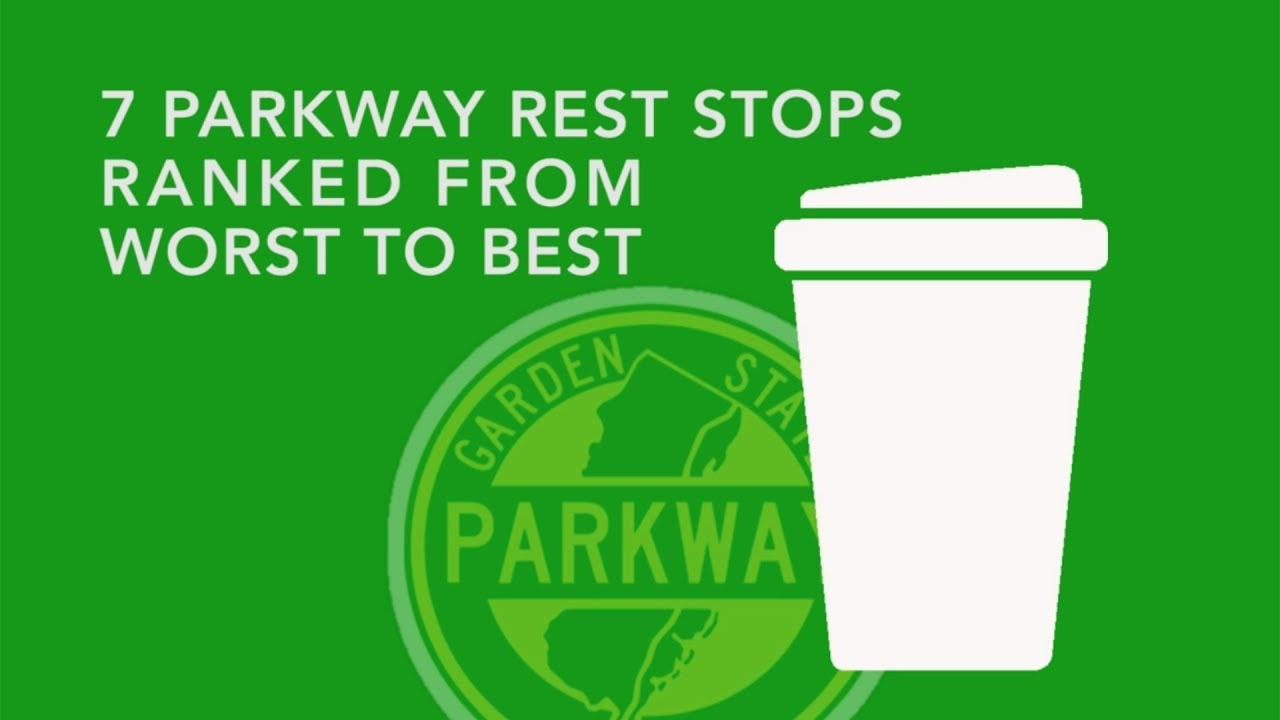 7 Garden State Parkway rest stops ranked from worst to best