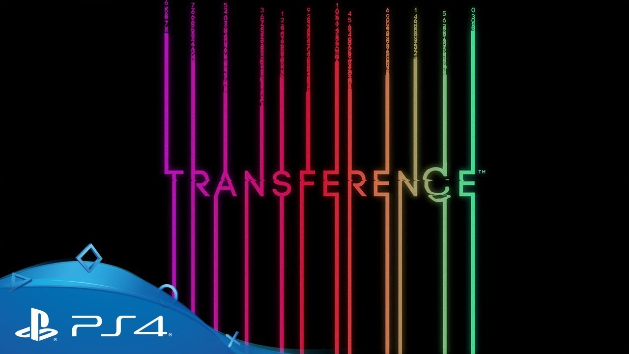 Transference   E3 2018 Trailer   PS4