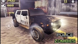 POLICE vs ZOMBIES 3D