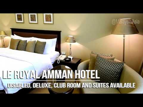 Le Royal Amman Hotel Jordan Review