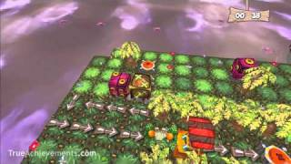 Voodoo Dice - King of the Jungle achievement - Part 1 of 2:  World 1 levels 1 - 8