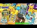 Marble Racing Tournament POKEMON Battle! Pikachu Versus Froakie Elimination! Toy Racing Race #62