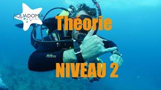 Cours plongée théorie niveau 2 GRATUIT, formation plongée N2 complète en ligne - Tuto plongée