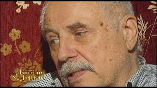 Краснопольский: Мессинг предсказал, что я сниму о нем фильм