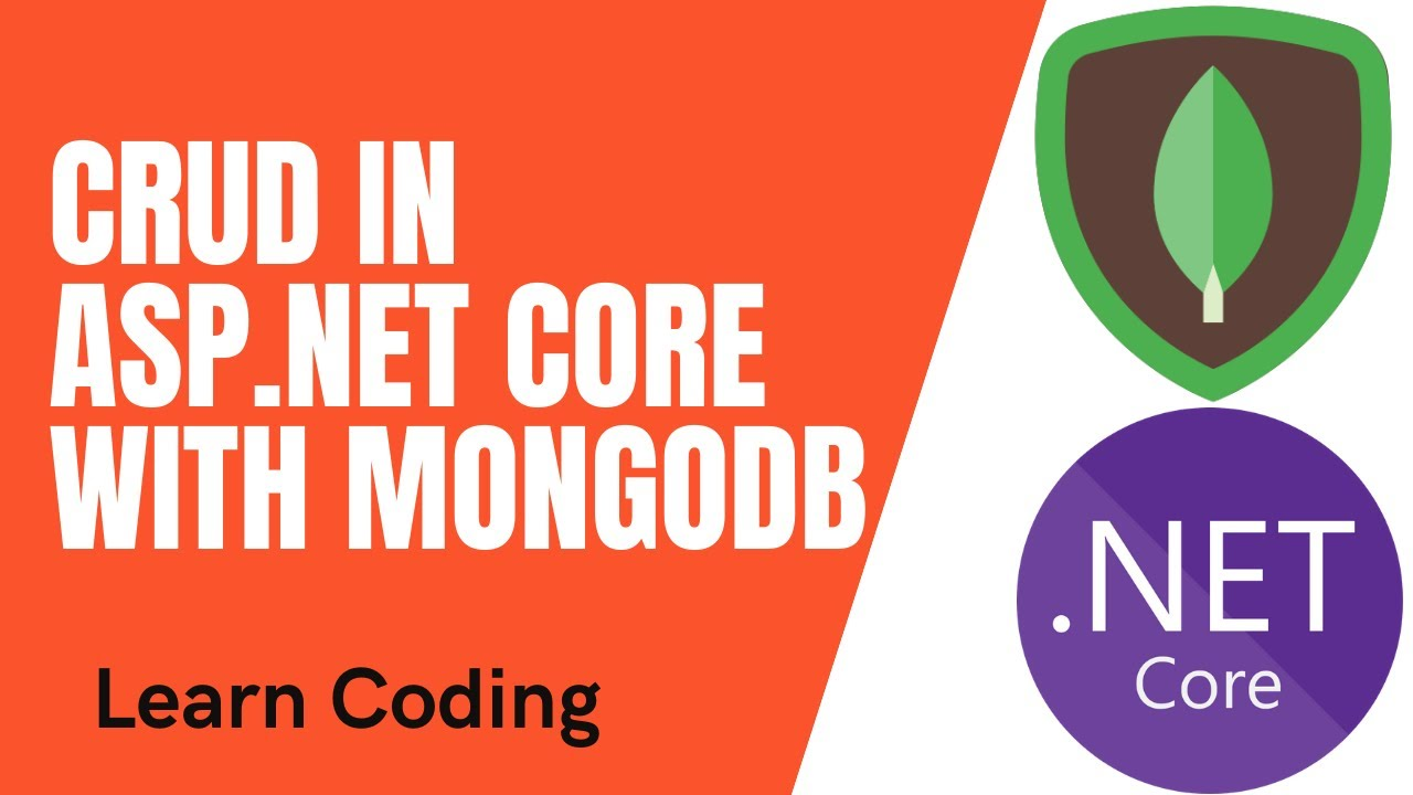 CRUP Operation in  Asp Net Core MVC 5 with MongoDB