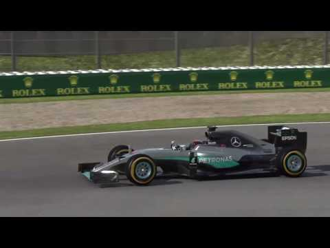 F1™ 2016 EMIRATES JAPANESE GRAND PRIX - Mercedes AMG Petrona