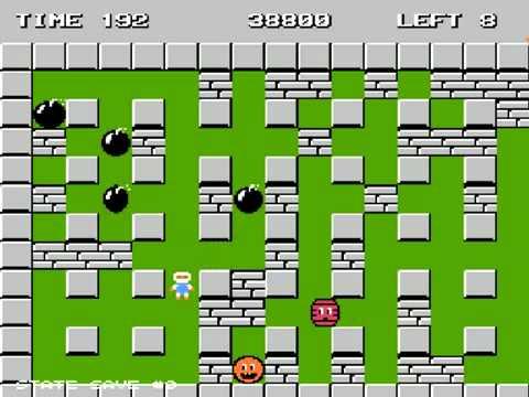 Bomberman полное прохождение #1 23 из 50 lvl