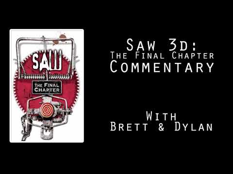 Saw 3D: The Final Chapter: Commentary