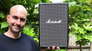 Marshall Tufton | Best Beefy Bluetooth Speaker