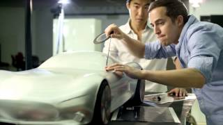 Mercedes Benz AMG Vision GT Concept - The Design
