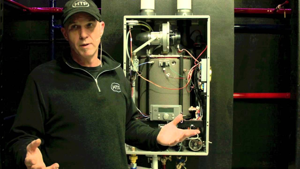 Crossover Wall Water Heater Overview Youtube
