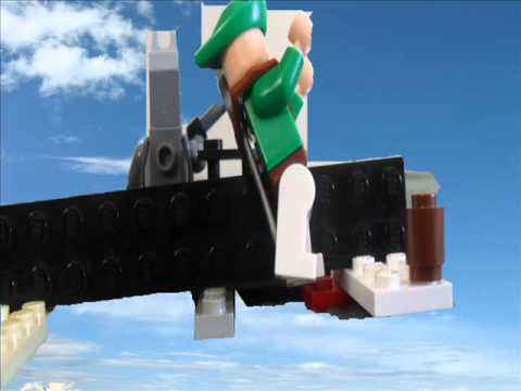 The Legend of Lego Zelda: The Fallacy Deleted scene