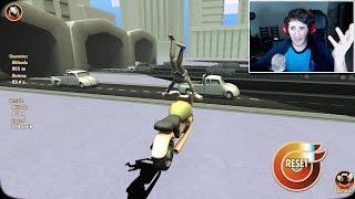 EN MIL PEDAZOS!!! Turbo Dismount - [LuzuGames]