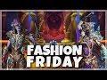 Fashion Friday + Double Missile Friday! | GOOD MORNING AZEROTH World of Warcraft Battle For Azeroth