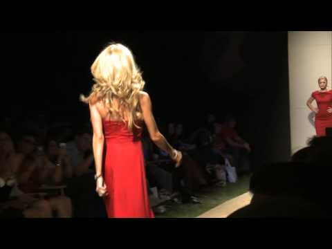 Real housewives of Miami Adriana Demoura and Lisa Hochstien runway