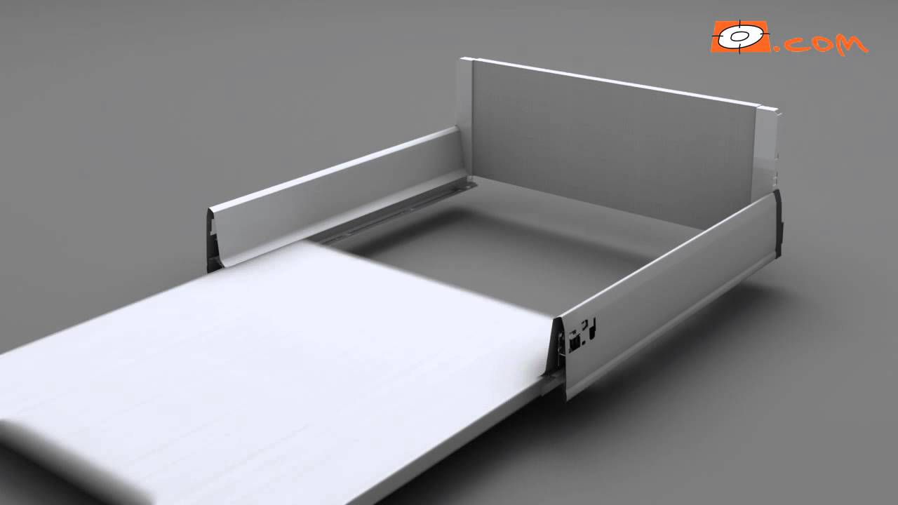 Tiroir Delinia Assembly Base Cabinet For Sink With 2 Front Drawers - Youtube