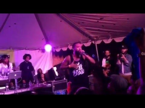 Machel Montano live at Austin Texas #SXSW