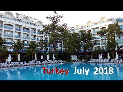Turkey, Side, Maya Golf & World Hotel 2018