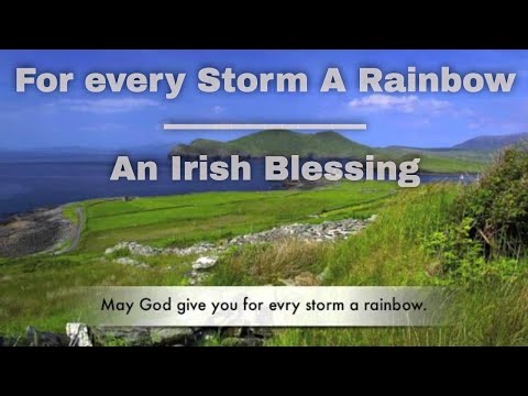 Irish Blessing Song With Lyrics