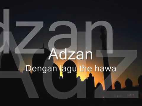 Azan Imam Muda Mukhlis-Batam