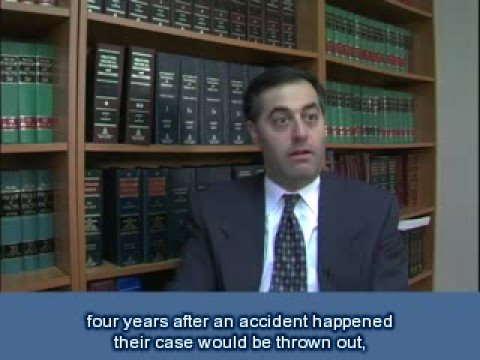 Statute of Limitations For Your Michigan Accident Case