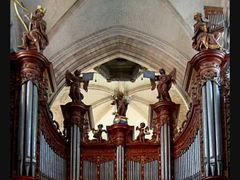 Händel - HWV 348 - Water Music Suite - Allegro Maestoso - Organ Douglas Major