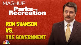 Ron Swanson on the Government - Parks and Recreation