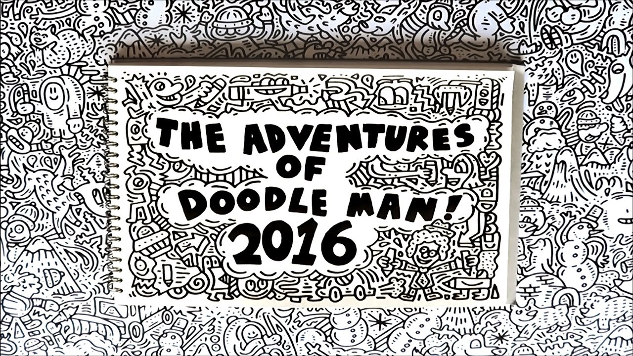 The Adventures Of Mr Doodle 2016