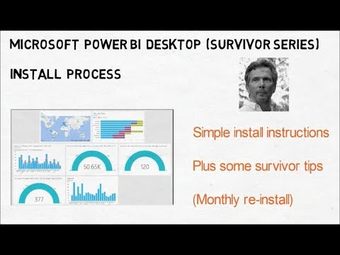 Easy steps to Download & Install Microsoft Powerbi Desktop