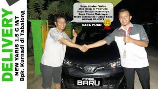 Delivery Mobil NEW YARIS G 2018 ke Kota Tanjung Tabalong dari Toyota Banjarmasin