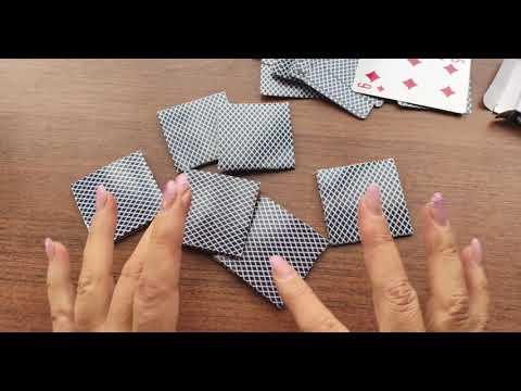 Потрясающая идея из колоды карт